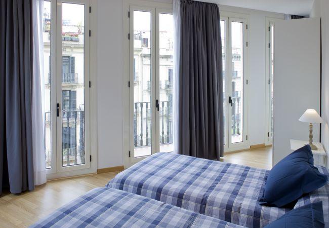 Apartamento en Barcelona - Flateli. Pelayo