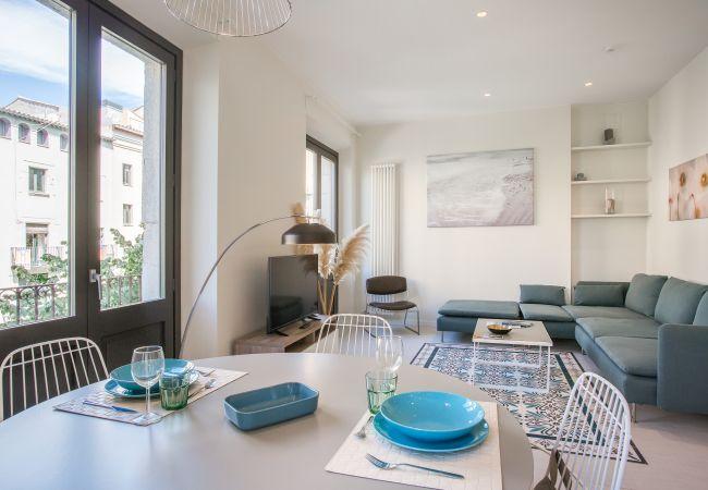 Apartamento en Gerona / Girona - Flateli. Rambla 26, 1