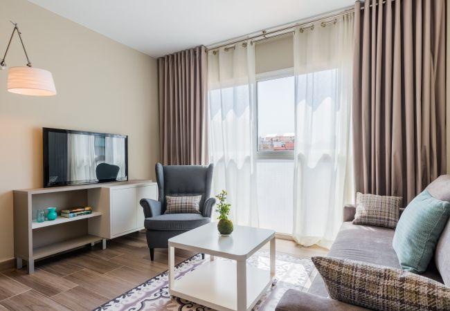 Apartamento en Barcelona - Flateli. 430 Estudio 301