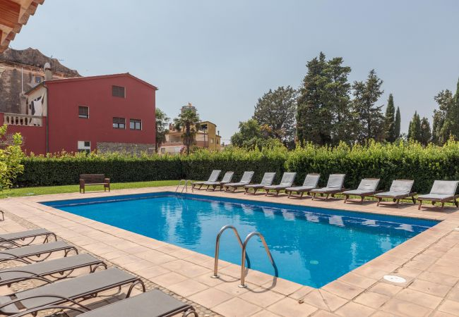 Villa en Bordils  - Flateli. Can Tallada