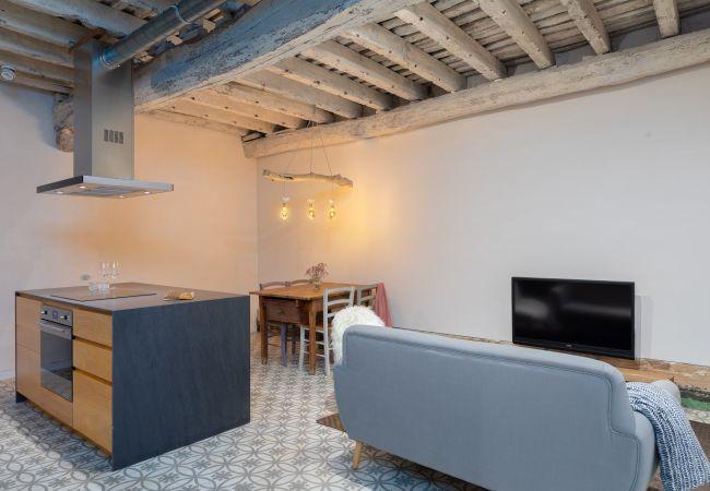 Apartamento en Gerona / Girona - Flateli Mercaders 5