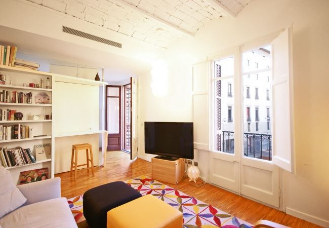 Apartament en Barcelona - Flateli Vila Madrid