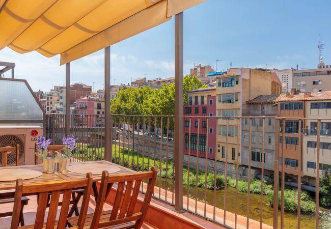 Apartament en Gerona / Girona - Flateli Rambla 3 2A