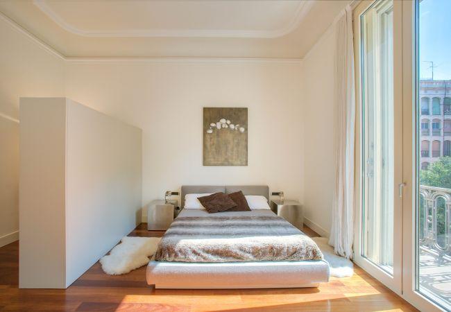 Apartament en Barcelona - Flateli Diputació