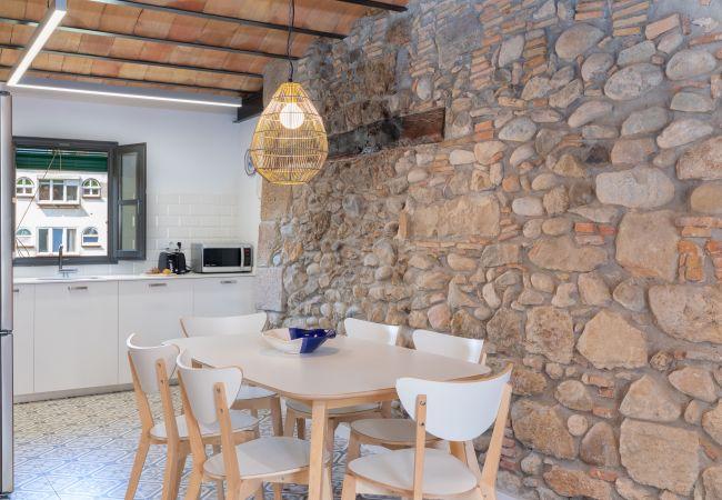 Apartament en Gerona / Girona - Flateli Rambla 3 3A
