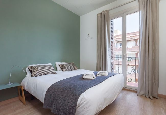 Apartament en Barcelona - Flateli Mallorca 439