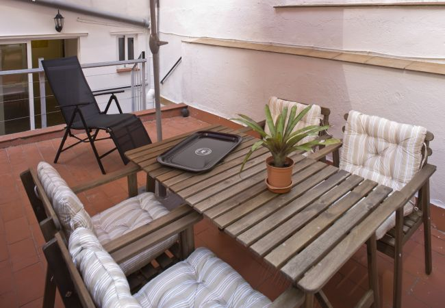Apartment in Barcelona - Flateli Fabra