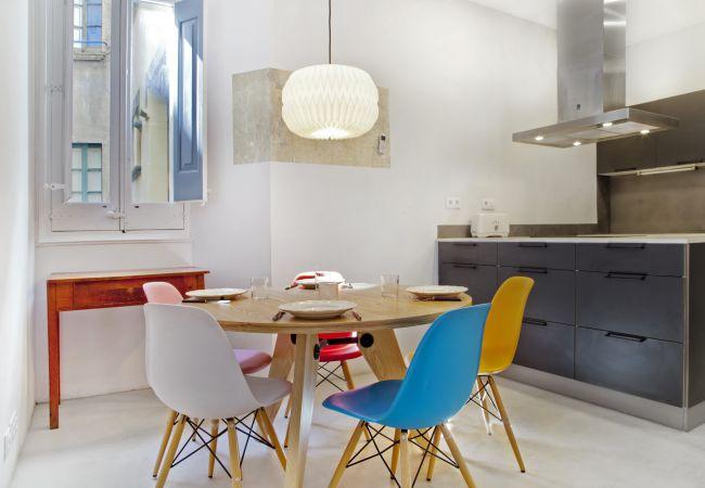 Apartment in Gerona / Girona - Flateli Argenteria