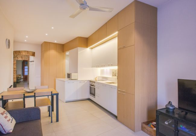 Apartment in Gerona / Girona - Flateli Luxury Ballesteries