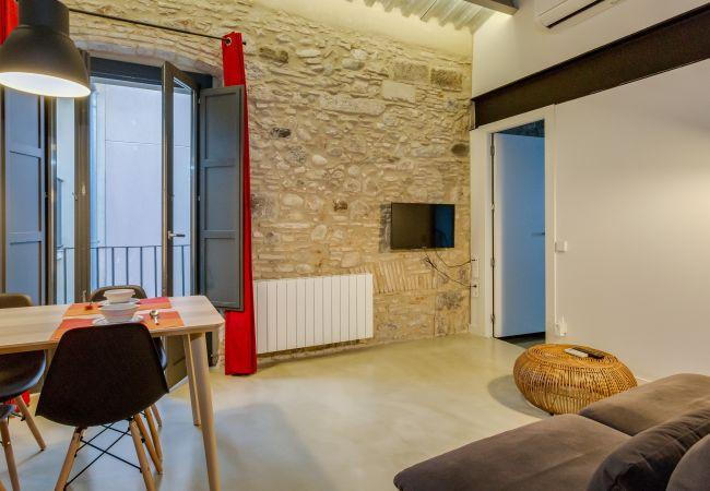 Apartment in Gerona / Girona - Flateli Cort Reial - Vermell