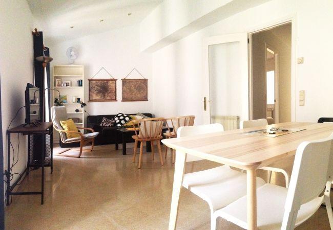 Apartment in Gerona / Girona - Flateli. RC Abeuradors 41