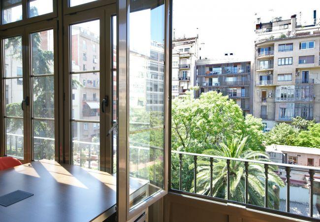 Appartement à Barcelona - Flateli Mallorca-Paseo de Gracia
