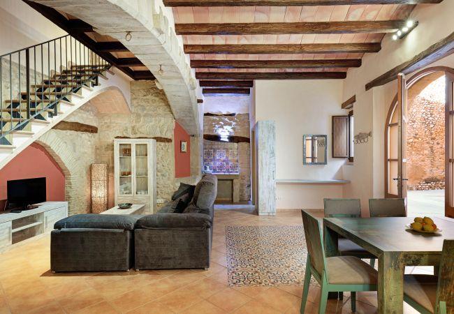 Villa a Valveralla - Flateli Valveralla